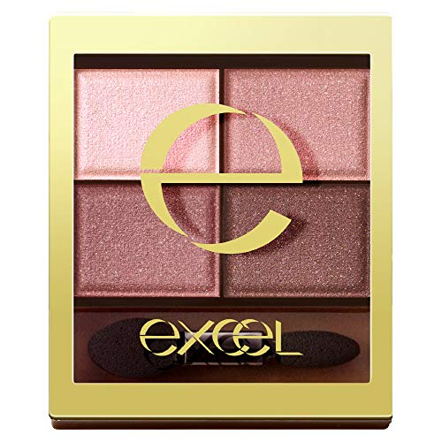 excel(エクセル)エクセルスキニーリッチシャドウSR10ピオニーブラウンアイシャドウ31グラム(x1)