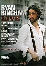 Ryan Bingham - Tomorrowland 2012 - Poster, Concertposter, Concert