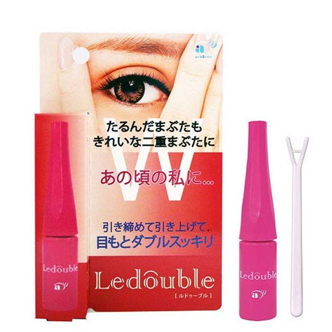マットレス申し立てる関与する大人のLedouble [大人のルドゥーブル] 二重まぶた化粧品 (4mL)×2個セット