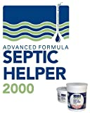 Septic Helper 2000 Septic Tank Treatment (72 Treatments)