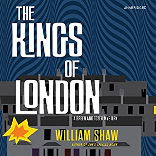 The Kings of London audiobook cover art