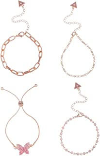 4 Piece Mixed Bracelet set