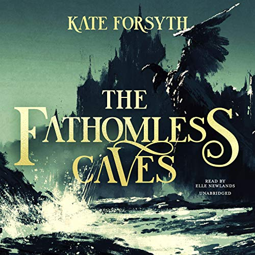 The Fathomless Caves audiobook cover art