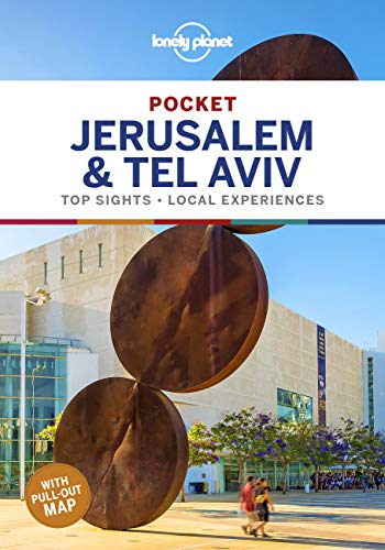 Lonely Planet Pocket Jerusalem & Tel Aviv: top sights, local experiences
