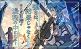 エアサンクリ 混沌の女神様 SAO ソードアートオンライン シノン 光る プレイマット 0624