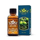 Masaje Corporal Completo Aceite Esencial Pure Natural Hidratante Cuidado de la Piel SPA Aceite Esencial 30ML (Olivo)
