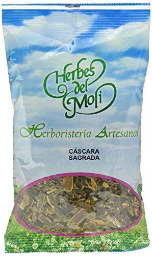 Herbes Del Cascara Sagrada Corteza Eco 75 Gr Envase De 75 Gr Herbes Del 300 g