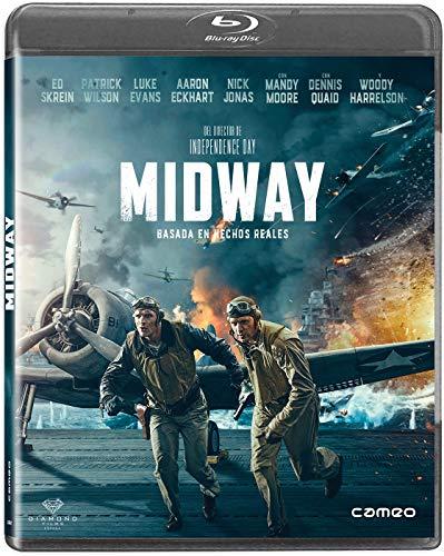 Midway [Blu-ray] (Blu-ray)