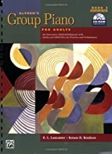 Alfred's Group Piano for Adults: Student Book 2, 2nd Edition (Book & CD-ROM) 2nd (second) Edition by E. L. Lancaster, Keno...