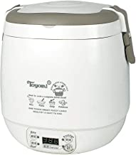 Toyomi RC 818 Rice Cooker with Duo Pot, 0.6L White