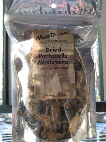 MarDona 2oz Dried Portobella Mushrooms