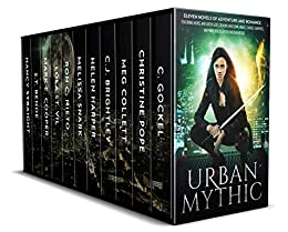 Urban Mythic Box Set: Eleven Novels of Adventure and Romance, featuring Norse and Greek Gods, Demons and Djinn, Angels, Fairies, Vampires, and Werewolves in the Modern World by [C. Gockel, Christine Pope, Meg Collett, C.J. Brightley, Helen Harper, Eva Pohler, Melissa Snark, Debra Dunbar, Ron C. Nieto, Lola St.Vil, Mark E. Cooper, S.T. Bende, Nancy Straight]
