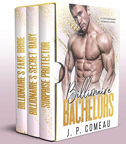 Billionaire Bachelors : A Contemporary Romance Box Set (English Edition)