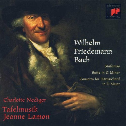Friedemann Bach: Sinfonias / Suite BWV 1070 / Concerto for Harpsichord F.41