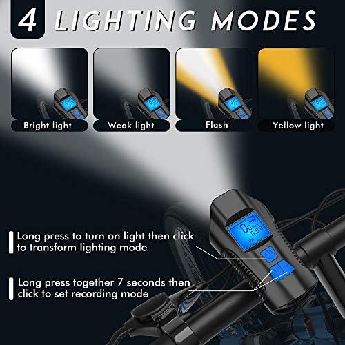 Eclairage arrire REFURBISHHOUSE lectrique Bike 5 LED Lumire ...