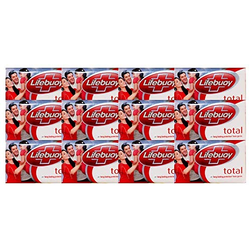 Lifebuoy Total Soap 90g (Pack of 12)