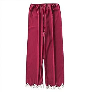 Lovely-Joy 2019 Women Sexy Lace Lingerie Nightwear Underwear Babydoll Sleepwear Pants