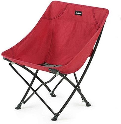 1949shop La Chaise Pliante extérieure, la Chaise portative Peut Transporter des chaises Longues de Camping pour des Sports de Plage de Pique-Nique à Pied pour la pêche - Agrandir la Taille  70 \u0026