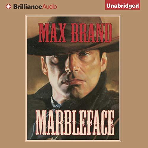 Marbleface audiobook cover art