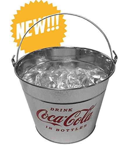 コカ・コーラ COCA-COLA バケツ PT-BXA5 コーラ コーク 小物入れ ゴミ箱 バケツ BUCKET 雑貨 アメリカ雑貨 アメリカン雑貨 ドリンク アメリカ USA かわいい おしゃれ PT-BXA5 783459
