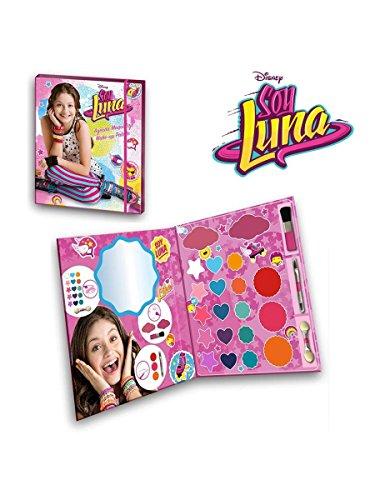 Soy Luna - Soy Luna - Agenda maquillaje (Lorenay LN-1462), Unica (Lorenay 1462)