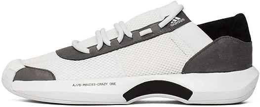 Adidas - Consortium Crazy 1 AD - AC8213 - Color: White-Black - Size: 8