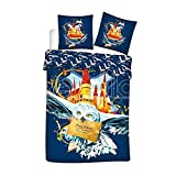 Funda nordica Hedwig Harry Potter cama 90cm