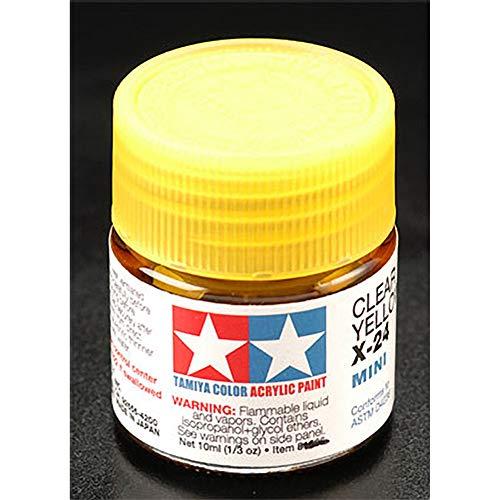 X24 Acril Mini Barniz Amarillo
