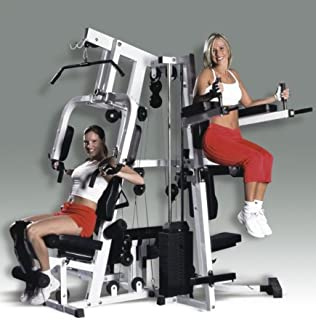 Yukon Wolverine Home Gym Set
