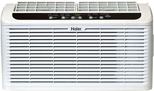 Haier ESAQ406TZ Serenity Series Quiet 6,000 BTU 115-Volt Window Air Conditioner humidty-meters