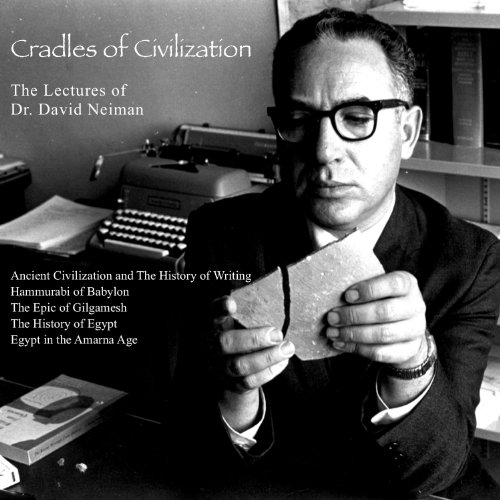Cradles of Civilization audiobook cover art