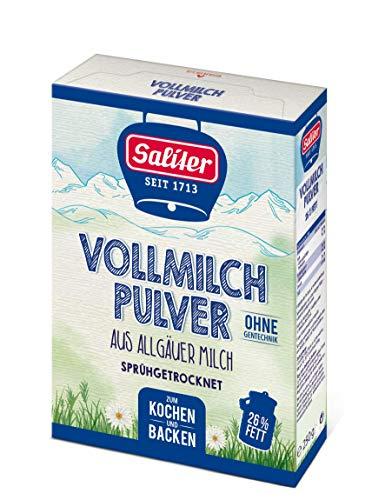 Saliter Alpen-Vollmilchpulver, 250g
