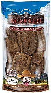 Loving Pets Pure Buffalo Lung Steaks