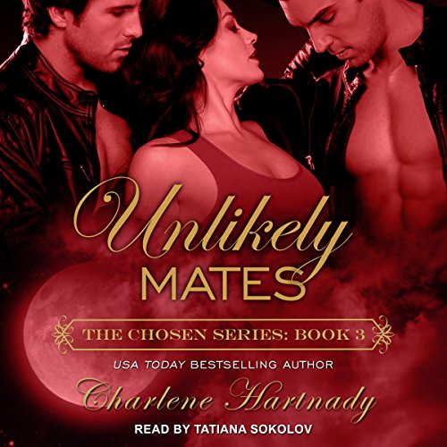 Unlikely Mates audiobook cover art