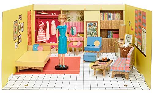 Barbie Collector , Muñeca de Colección Dreamhouse Retro Mattel 75 aniversario (Mattel GNC38)