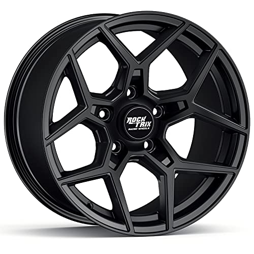 RockTrix RT105 17 inch Wheel Compatible with...