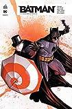 Batman Rebirth, Tome 9 - L'aile meurtrière