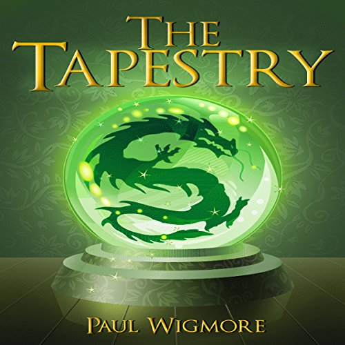 The Tapestry audiobook cover art