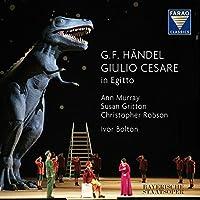ヘンデル: エジプトのジューリオ・チェーザレ (G.F.Handel: Giulio Cesare in Egitto / Ann Murray, Susan Gritton Christopher Robson, Ivor Bolton) (3CD) [輸入盤]