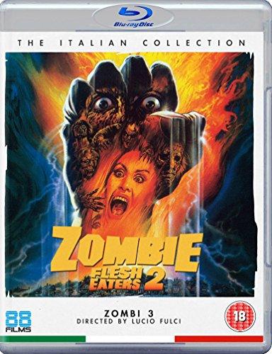 Zombie Flesh Eaters 2 [Edizione: Regno Unito] [Blu-Ray] [Import]