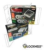 2x funda protectora para SNES MINI y NES MINI Classic Caja de embalaje original de Nintendo...
