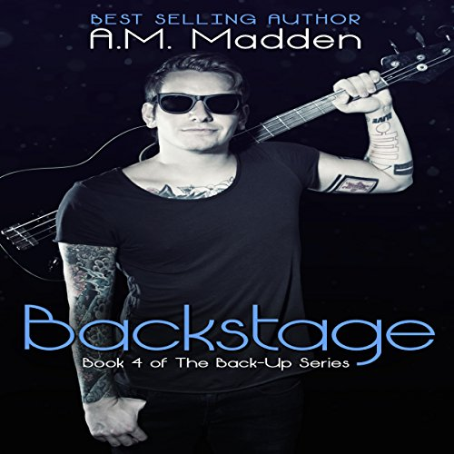 Backstage audiobook cover art