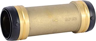 SharkBite 2-Inch Slip Coupling, Copper, CPVC