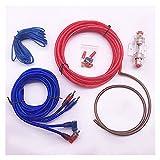 WANSHIDA QiQi Shop Altavoces Car Audio Cables de la instalación de...