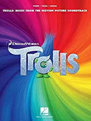 Trolls Songbook: Music from the Motion Picture Soundtrack (PIANO, VOIX, GU) (English Edition)