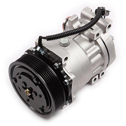 ECCPP A/C Compressor with Clutch fit for Dodge Ram 1500 2500 3500 Dodge Durango Dodge Dakota CO 4785C
