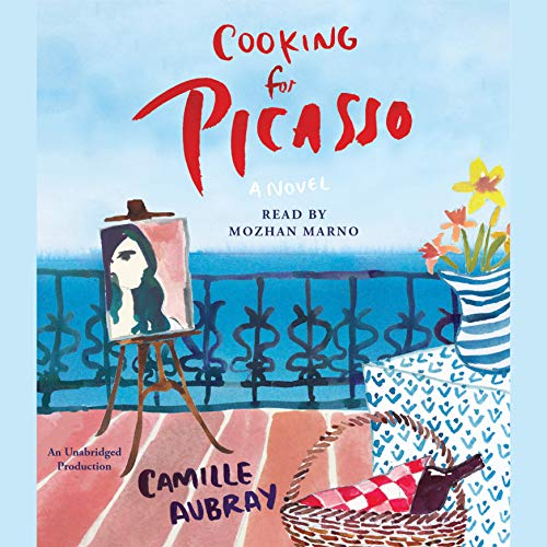 Cooking for Picasso  By  cover art