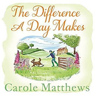 The Difference a Day Makes                   De :                                                                                                                                 Carole Matthews                               Lu par :                                                                                                                                 Annie Aldington                      Durée : 11 h et 40 min     Pas de notations     Global 0,0