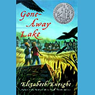 Gone-Away Lake audiobook cover art