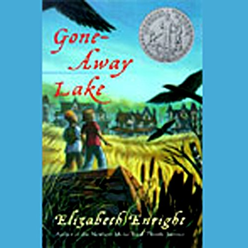 Gone-Away Lake audiobook cover art